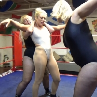 Download - Tag Teams: Damsels of Doom vs Wrestling Belles